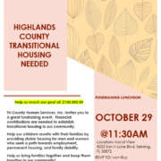 HC transitional housing