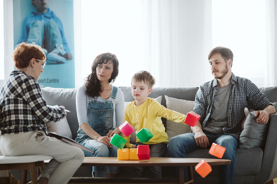 Intensive Family Centered Care Program (IFCC)